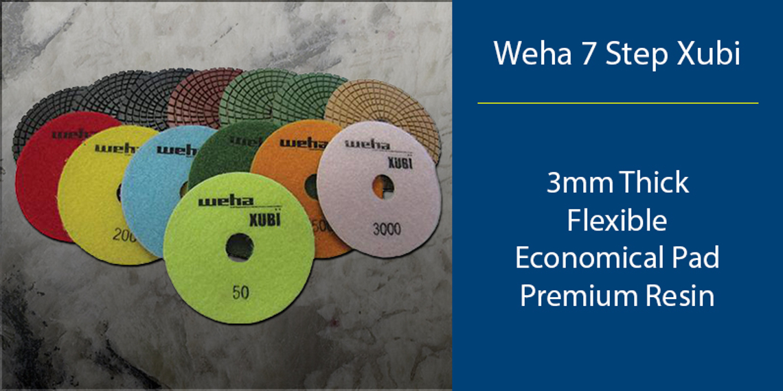 Xubi Polishing Pads – 7 Step