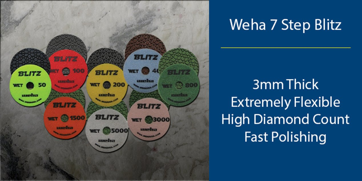Hard Stone Polishing Pad