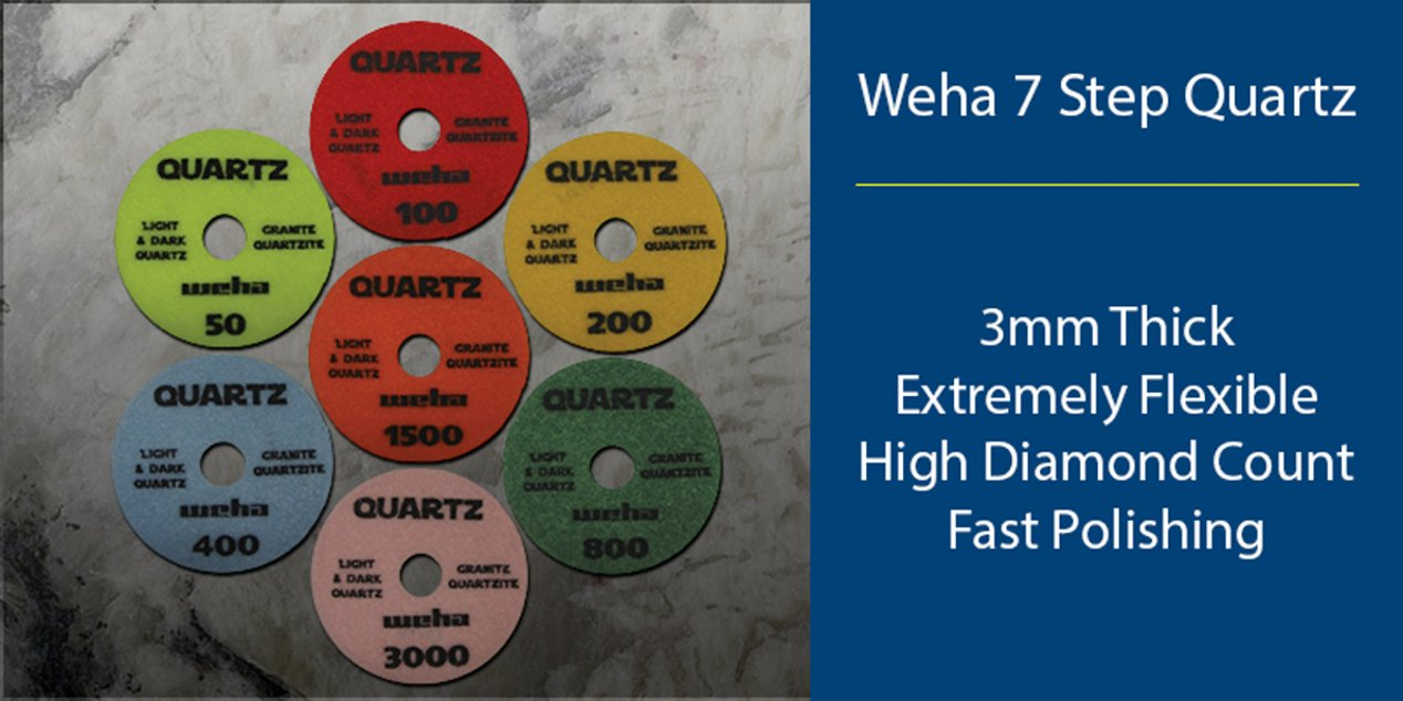 Quartz Polishing Pads