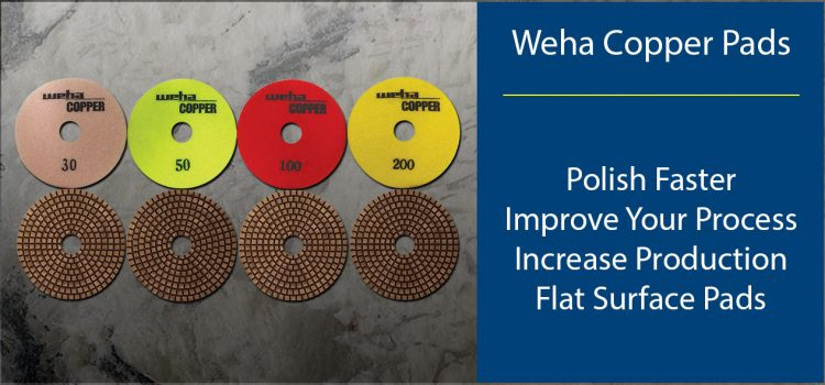 Aggressive Polishing Pads