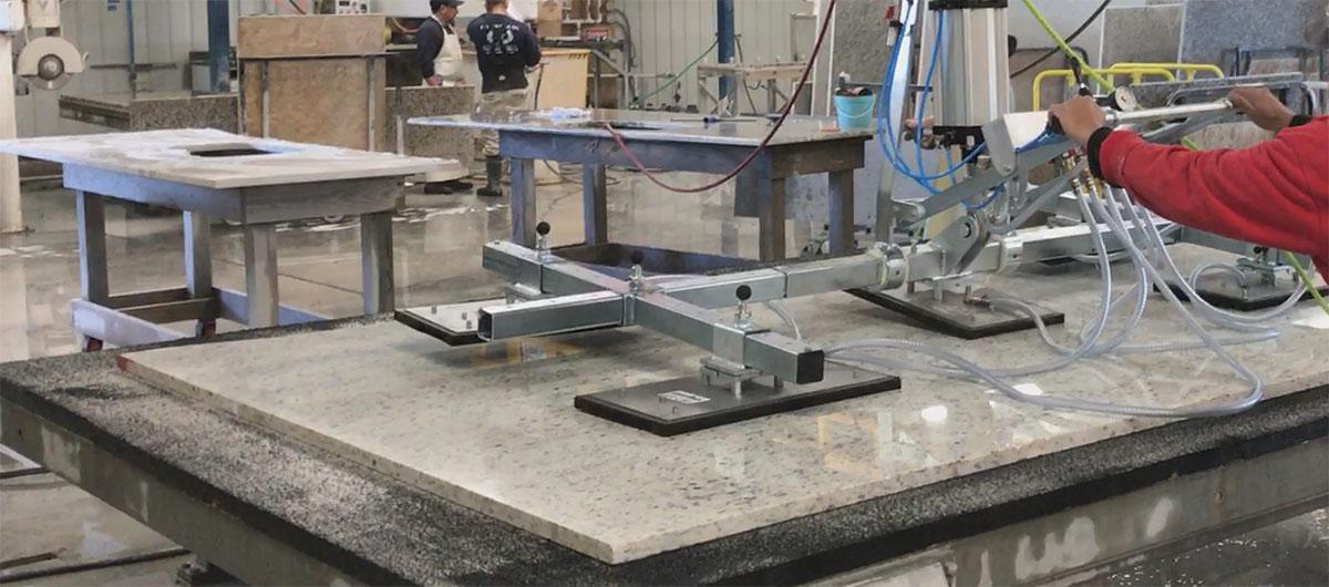 Stone Fabrication Safety Tips