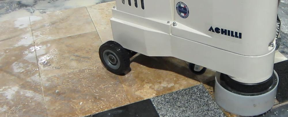 Achilli Floor Grinder
