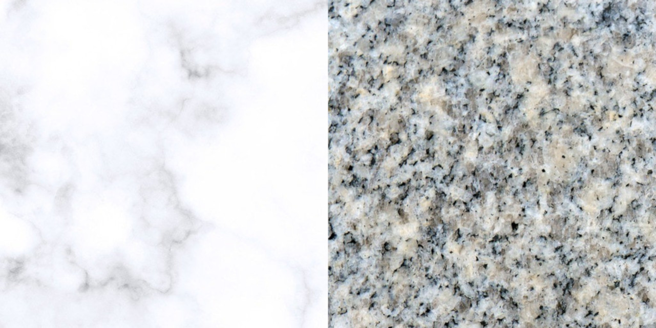 Marble & Granite Comparison